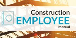 Construction Employee Manual Header