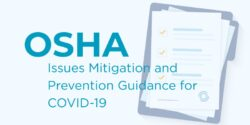 OSHA issues mitigation and prevention guidance for covid-19 header