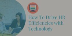 How to Drive HR Efficiencies with Tech header hover