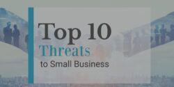 Top 10 threats to small business header hover