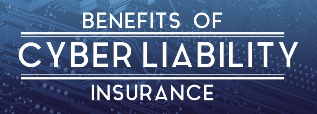 Benefits of cyber liability header