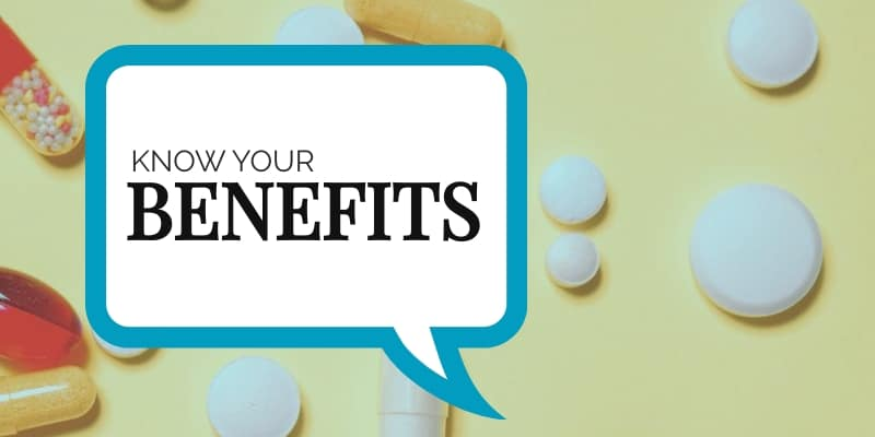 Know Your Benefits Header