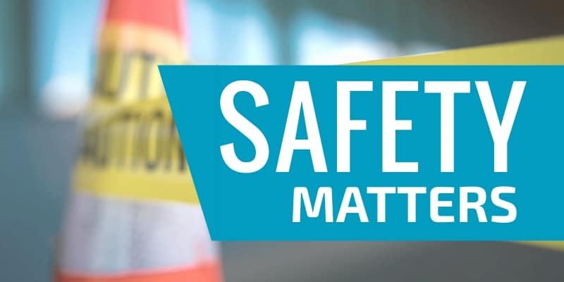 Safety Matters Header image