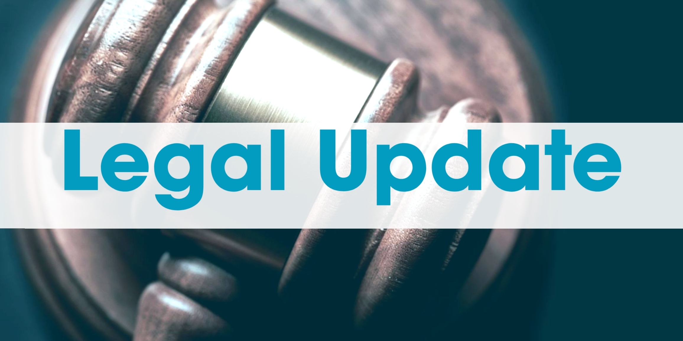 Legal Update Header