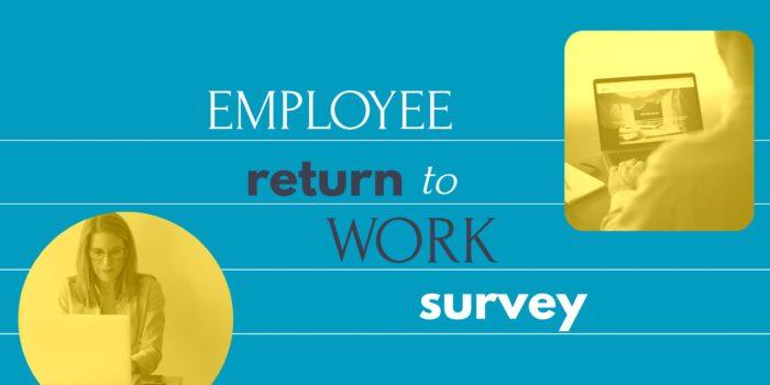 employee return to work survey image