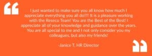 Client testimonial hp4 image